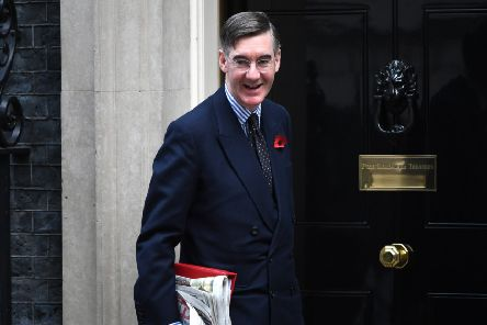 Born to rule? Commons leader Jacob Rees-Mogg suggested victims of Grenfell Tower fire lacked common sense (Picture: Chris J Ratcliffe/Getty Images)