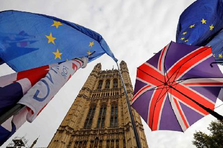 Businesses have been de-sensitised to the word Brexit, says Lightbody. Picture: TOLGA AKMEN/GETTY IMAGES