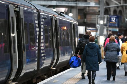 Staff claim ScotRail has slapped restrictions on orders which are not being approved by the company, leaving the public toilets with no loo roll.