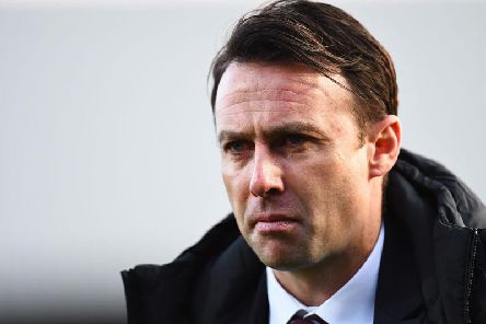 Crystal Palace sporting director Dougie Freedman.