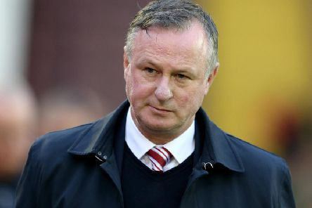 Michael O'Neill has worked with Austin MacPhee for five years