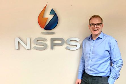 David Gray has become the managing director of NSPS. Picture: Contributed
