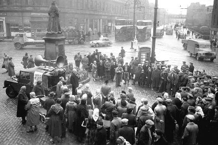 General elections have come a long way since the likes of Independent Liberal candidate Sir Andrew Murray could be found in 1955 addressing voters at an open-air meeting beside the Queen Victoria statue at the foot of Leith Walk
