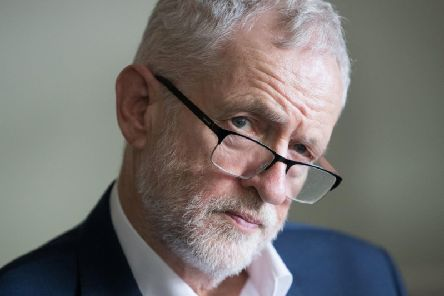 Jeremy Corbyn is only allied to Muslims if they share his anti-imperialist view of the world, says Dr Azeem Ibrahim (Picture: PA)