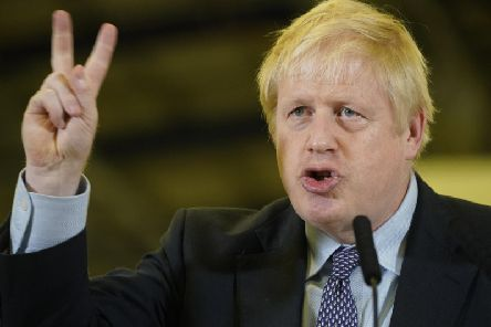 Prime Minister Boris Johnson has labelled the activists as 'crusties'