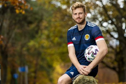 Stuart Armstrong is back in the Scotland squad. Picture: Craig Williamson/SNS