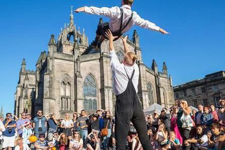 More than three million tickets were sold for Edinburgh Festival Fringe shows this year.