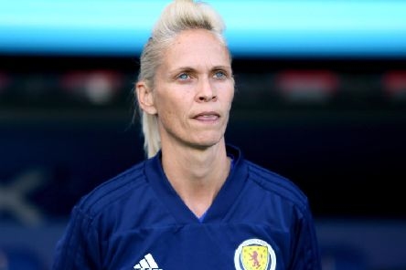Shelley Kerr led Scotland's women to their first World Cup.