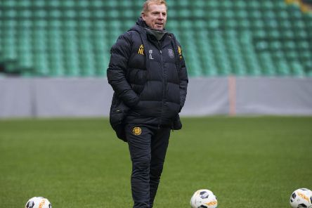 Neil Lennon admits that having this opportunity again is fantastic and he's really enjoying it.  Photograph: Paul Devlin/SNS Group