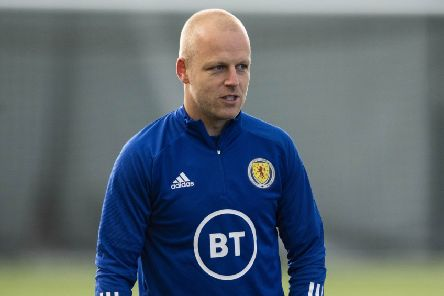Steven Naismith - no concerns over Scotland striker's fitness. Picture: SNS.