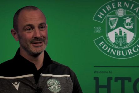 John Potter has joined Hibs as assistant head coach