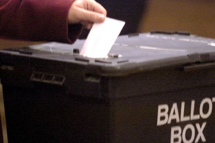 Before you can vote, you must register