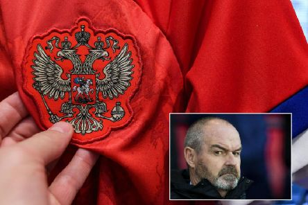 Russia are at risk of expulsion from Euro 2020 - but would that mean Steve Clarke's Scotland side taking their place?