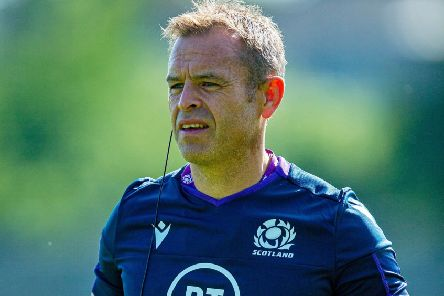 Danny Wilson will take over at Glasgow Warriors at the end of the season. Picture: SNS