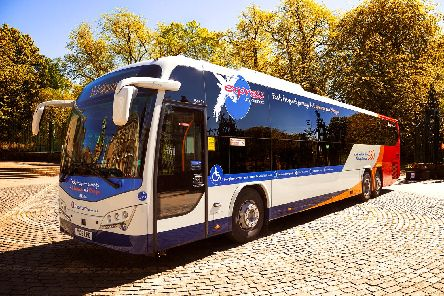 Fiver a day unlimited travel offer from Stagecoach