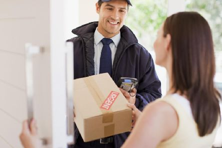 A total of 54 per cent of shoppers said they had a delivery not go as planned. Picture: Stock