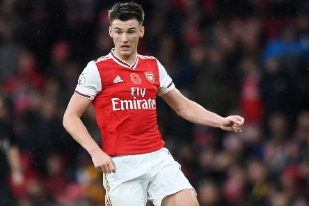Kieran Tierney has not played for Scotland since joining Arsenal from Celtic. Picture: David Price/Arsenal FC via Getty Images
