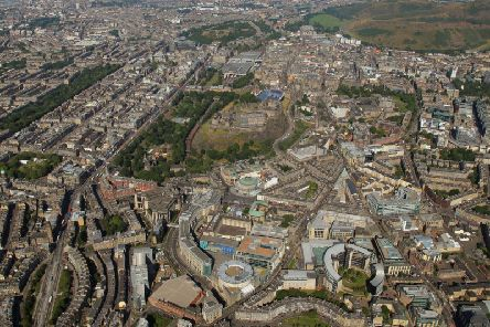 Cornelian Asset Managers is based in Edinburgh and has 39 employees including 12 investment professionals. Picture: Contributed
