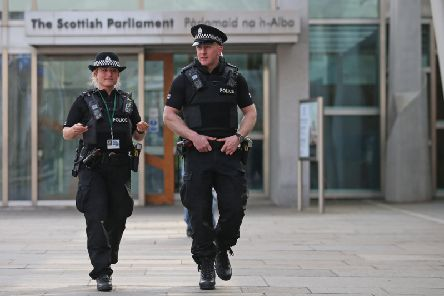 The report also called into question the reduction of police numbers by 750 in a bid to save money