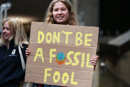 Climate change is not being treated seriously enough by politicians. Picture: John Devlin