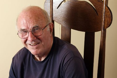 Clive James was once memorably described as a 'great bunch of guys' (Picture: Graham Jepson)