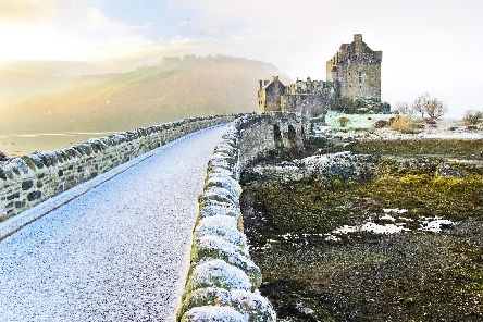 With winter now in full swing, the risk of snow increases throughout the UK, with some areas of Scotland expected to see cooler temperatures and the chance of snow.