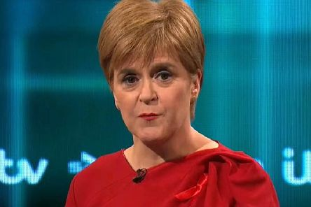 Nicola Sturgeon says there is no crisis in Scottish policing