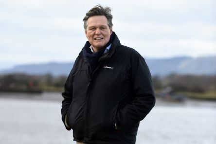 Stephen Kerr, the Conservative candidate for Stirling. Picture: Lisa Ferguson