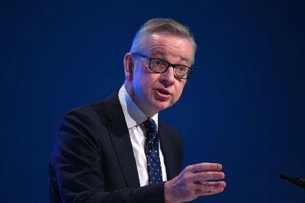 Michael Gove has hinted about the need for extra Westminster powers. Picture: Stefan Rousseau/PA Wire