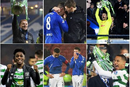 A range of emotions as Celtic edged out Rangers 1-0 at Hampden to win the Betfred Cup final