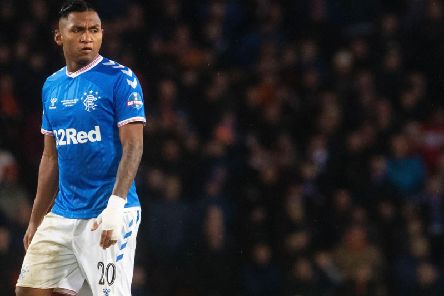 Alfredo Morelos will bounce back, according to Rangers team-mate Scott Arfield