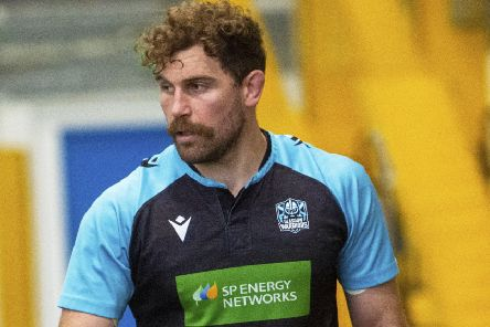 Glasgow Warriors captain Callum Gibbins was impressed by his side's defence against La Rochelle. Picture: Bill Murray/SNS/SRU