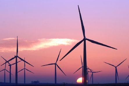 SSE plans to treble its production of renewable energy by 2030. Picture: Contributed