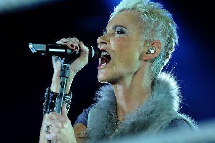The Swedish star achieved global success in the 1990s with hits including The Look, Joyride and It Must Have Been Love.