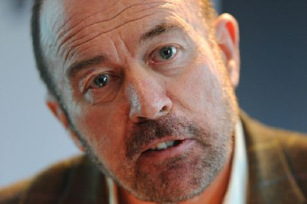 Sir Brian Souter is the co-founder of Stagecoach. Picture: Robert Perry