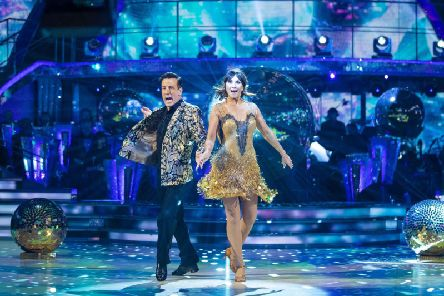 Anton Du Beke and partner Emma Barton are shortening in odds for the Strictly Come Dancing grand final