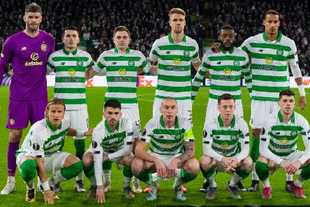 How could Celtic line up against CFR Cluj?