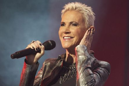Gun-Marie Fredriksson of Roxette has died aged 61. Picture: Carlos Alvarez/Getty Images