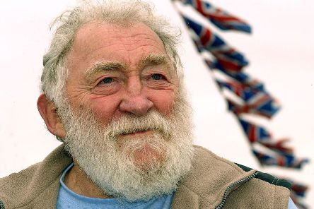 David Bellamy has died at the age of 86. Picture: Carl De Souza/Getty Images