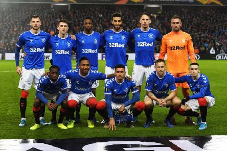 Rangers player ratings