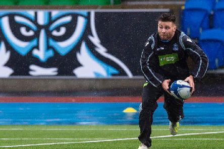 Ali Price reclaims the Glasgow No 9 jersey for tomorrow's Heineken Champions Cup clash with La Rochelle. Picture: SNS