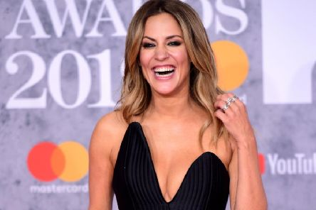 TV presenter Caroline Flack has been charged with assault