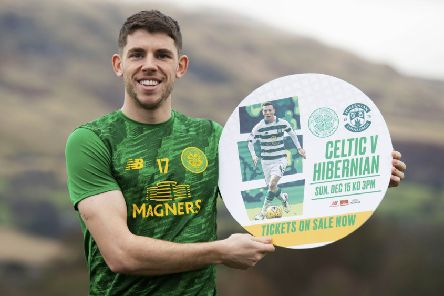 As he prepares to face Hibs tomorrow, Celtic's Ryan Christie reflects on  how his career could have taken an entirely different route. Picture: SNS.