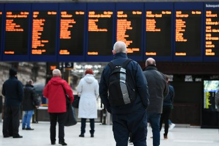 ScotRail is among operators adding services but it is also axing seat reservations on inter-city routes. Picture: John Devlin