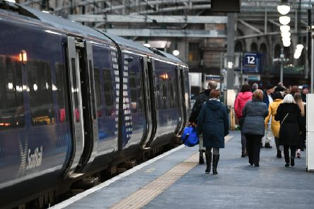 Scotrail claims the cancellations were caused by training for a new timetable.