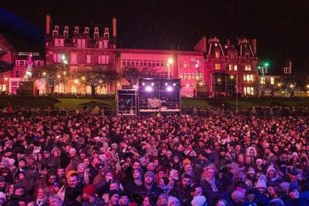 Edinburghs council leader has suggested a major rethink of the citys Hogmanay celebrations could see it scaled back from its global bucket list status. Pic: Ian Georgeson