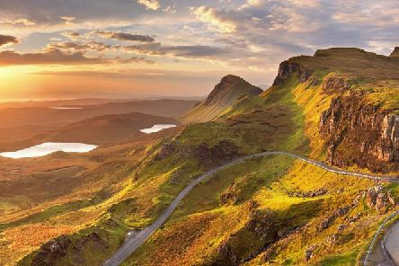 Things will soon begin to brighten up all across Scotland. Picture: Shuterstock
