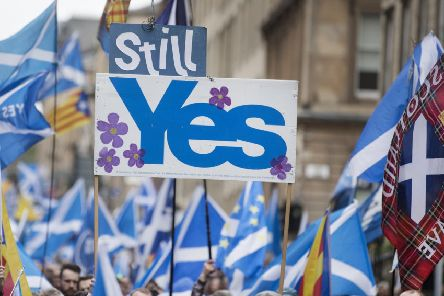 Scotland has the right to choose its own future (Picture: John Devlin)