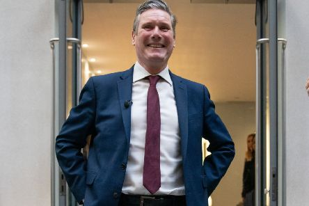 If Sir Keir Starmer becomes the next Labour leader he will have to control an enthusiastic membership out of step with political reality. Picture: Adam Gray/SWNS