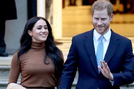 Prince Harry, Duke of Sussex and Meghan, Duchess of Sussex are in hot water with the rest of the royal family. Picture: Getty